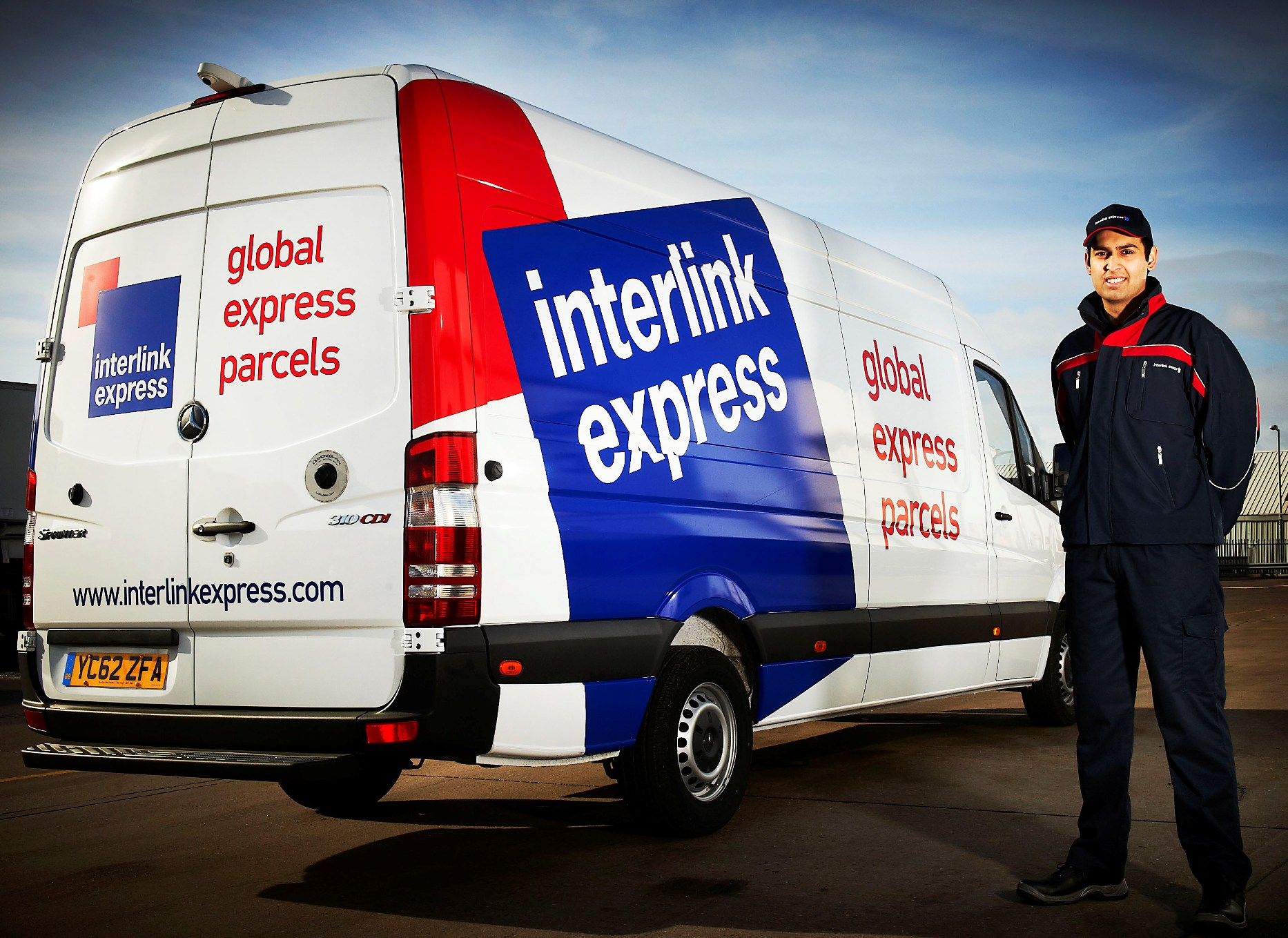 Interlink Express new van